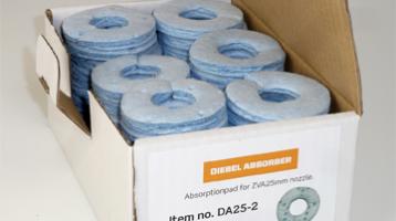 Filtre d'absorció per a Diesel Absorber